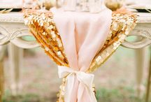 All That Sparkles & Glitters / Bling for the Big Day! / by Crystal & Crates Vintage Rentals