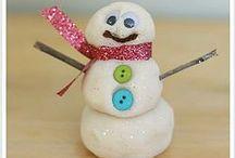 Winter; Kids Crafts & activities