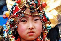 Tibet  Tibetan  Jewerly Juweleintje.