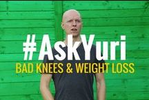 #AskYuri Videos / Got a health, fitness, or nutrition question? I've probably got an answer for you. Here you'll find answers to some of the most common questions I get asked.