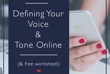 Your Creative Online Presence / Tips and tools for building your online presence for your business online!