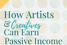 Income + Wealth / Ideas for earning income, both short-term and long-term.