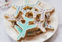 decorated cookies  / i love decorated cookies!  they make me smile and WISH i knew how to do this!