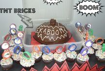 *Life - Birthday Bonanza / Ideas and inspiration for kiddos bday parties / by krista@thehappyhousie