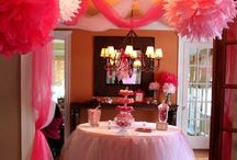 Party Ideas / by Brenda Kehoe