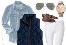The Clothes I Like / by Cinthia Sibaja