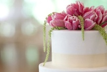 "Wedding Cakes + Treats / Wedding cakes are one of the ""sweetest"" ways to tie in the special theme of your day. We baked up our best batch of wedding cake photos to give you some fun inspiration for your event."