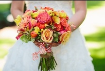 Wedding Bouquets + Flowers / One of a bride's greatest accessories is her bouquet. But you can't forget all the fabulous florals throughout the rest of the wedding! So here is our collection of the very best wedding bouquets and flowers we have come across.