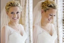 Beautiful Brides  / For all of you out there planning your look for your special day, here is our collection of beautiful brides, sure to spark plenty of inspiration.