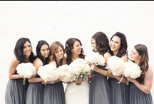 Bridesmaids Photos / A wedding is incomplete without all the bride's favorite ladies. Whether you are looking for inspiration for colors and style or how to pose, we've got you covered with an eclectic collection of bridesmaids photos.