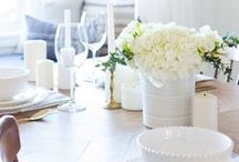Spring Ideas & Decor / Spring decorating, design, DIY projects, crafts, and recipes