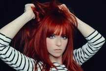 """Beauty: Hair Color & Cuts / my """"mane"""" squeeze / by Tyger Hovenga"""