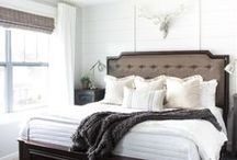 Bedrooms / Design and Decor inspiration for bedrooms / by krista@thehappyhousie