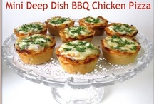 Recipes: Savory/Sides/Appetizers