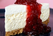 Recipes: Cheesecakes / dessert / by Tyger Hovenga