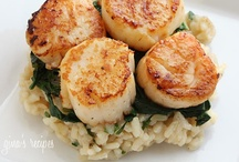 Recipes: Seafood / entrees / by Tyger Hovenga