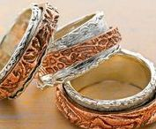 metal clay jewelry making / Metal clay is like magic! Metal clay combines the usability of clay with the look, feel, and value of precious metals, letting you create beautiful projects.