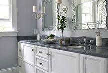 Bathroom and Powder Rooms