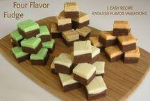 Recipes: Candy/Chocolate/Snacks