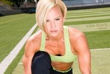 Health kick mission get fit / by Megan Maro