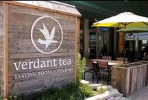 Verdant Tea Minneapolis / Our flagship tea house, tasting room and tea bar is now open 6 days a week in Minneapolis' Seward neighborhood.  Join us for guided tea tastings or a cup of our own chai & kombucha, brunch, lunch and dinner or tea snacks and sweet treats. / by Verdant Tea