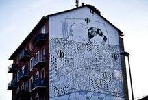 Street Art & Graffiti / by Julie Lambert