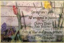 My Poetry / My Original Poetry from my Poetry Plus Blog at http://leonaslines.com