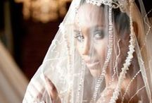 BLACK BRIDES GUIDE / High style bridal guide for African America, Black American, Caribbean, and African Brides. Wedding dresses, bridal accessories, wedding decor, ceremony, and reception ideas with the Black bride in mind.   / by Sherise Martin