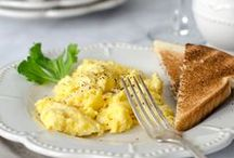 Let's Eat! Breakfast / Recipes and Ideas for Breakfast