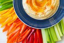Recipes - Hummous/salsa/pesto/guacamole