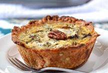 Pie, Quiche, Frittata....