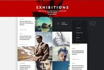 Museums websites / Finding the most inspirational Museums websites and articles around the world / by Mimi