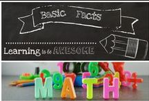 Basic Facts / All things number knowledge!