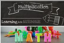 Multiplication and Division / All things Multiplication/Division.