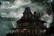 Halloween Themes for your Home / Halloween themed decorations, recipes, DIY and fun
