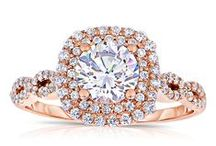 Engagement Ring Trends / The latest trends in engagement rings.