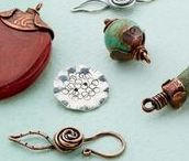 findings: clasps, ear wires, fancy head pins & more