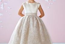Flower Girl & First Communion Dresses / Let Party Dress Express help you find the perfect dress for the little one in your life for your big day or their big day!