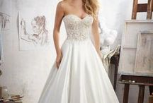 Wedding Dresses / A collection of some of our in stock gowns!