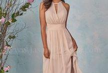 Spring 2018 Bridesmaids Dresses