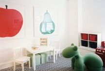 Kids / Children's interior design ideas. My favourite finds for kids bedroom design, nursery design and playroom ideas.