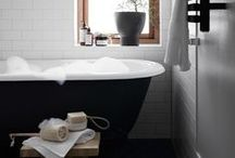 Bathrooms / My endless collection of ideas for bathroom design. Features both traditional and modern bathrooms.