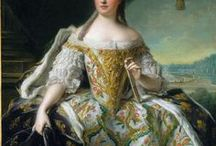 18th century: Robe de Cour / Robes de cour.