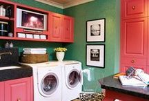 Laundry Room / by Dawn Phillips Williams