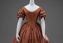 19th century: 1840s: Women's fashion