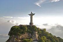 Destination Brazil / Discover Rio de Janeiro's warm and sunny atmosphere, admire the Cristo Redentor and explore Copacabana, Ipanema and Sugarloaf, or head to Recife or Sao Paulo... Welcome to Brazil!