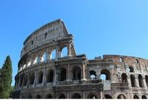 Going to Italy / Take a trip to Rome's Colosseum, fall in love in Venice, explore the Vatican city and take the time to enjoy a delicious cappuccino... Welcome to Italy!