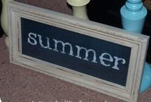Summer Bucket List / by Denise Foppiano-Gialamas