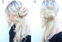 How to do the hair of your daughter / how to do the hair of your daugther hoe maak je iets apart van het haar van je dochter