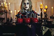 Halloween:) / by Stacey Stiebe